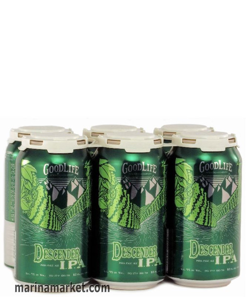 GOODLIFE DESCENDER IPA 6pk
