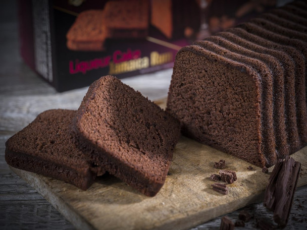 SCHLUENDER JAMAICA RUM CAKE
