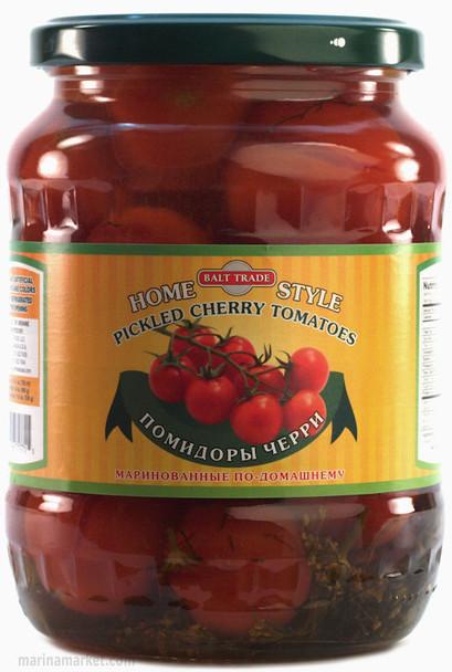 HOMESTYLE MARINATED CHERRY TOMATOES 720 ml