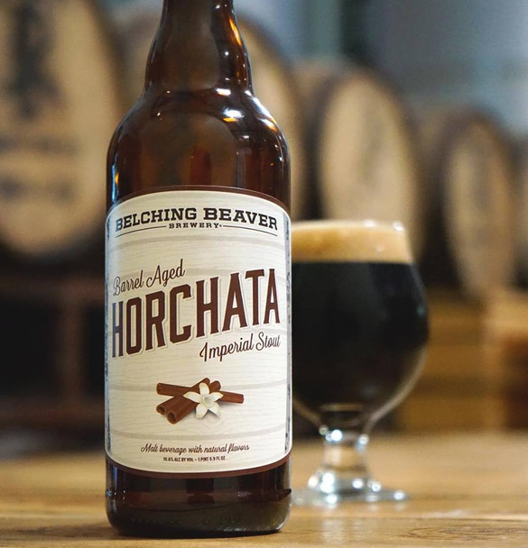 BARREL AGED HORCHATA IMPERIAL STOUT 500ml