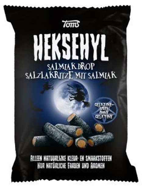 TOMS HEKSEHYL LICORICE WITCHES 300g