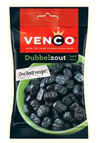 VENCO DUBBEL ZOUT DOUBLE SALT BRICKS 162g