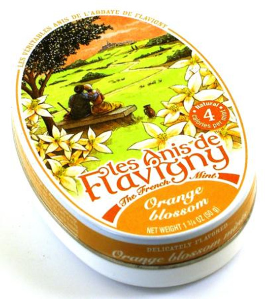 FLAVIGNY ORANGE TIN 50g