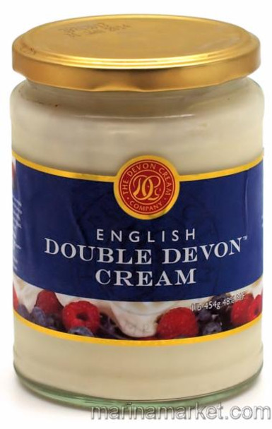 DOUBLE DEVON CREAM 454g