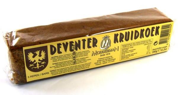 MODDERMAN DEVENTER KRUIDKOEK BREAKFAST CAKE  340g