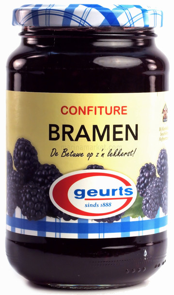 GEURTS BLACKBERRY JAM 450g