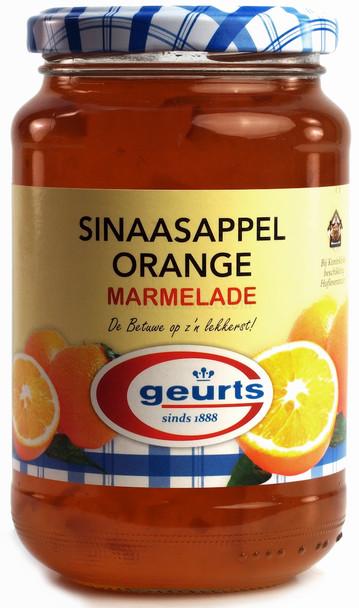 GEURTS ORANGE MARMALADE 450g