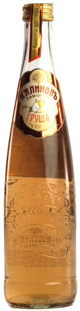 RUSSIAN PEAR SODA 500ml