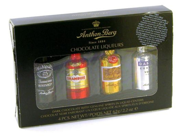 ANTHON BERG CHOCOLATE LIQUEURS 62g