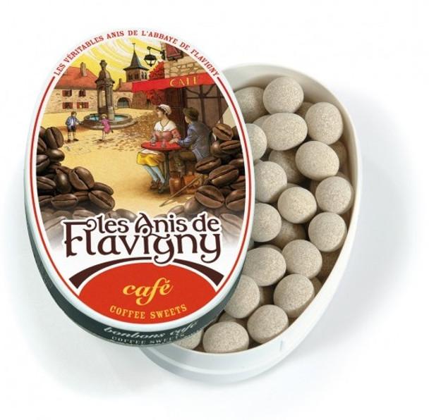 FLAVIGNY COFFEE MINTS 50g
