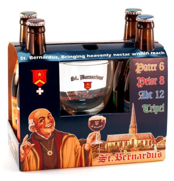 ST. BERNARDUS GIFT 4PK