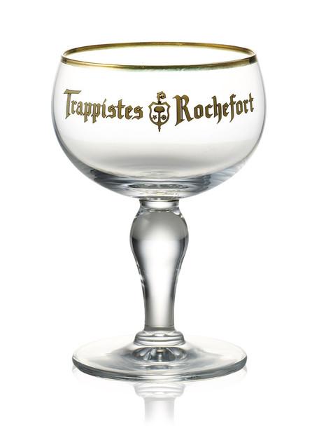 TRAPPISTES ROCHEFORT GOBLET .3LT
