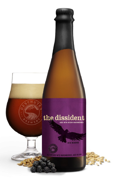 DESCHUTES THE DISSIDENT MARIONBERRIES 500ml
