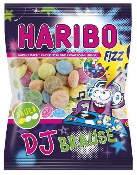 HARIBO SOUR DJ BRAUSE 175G