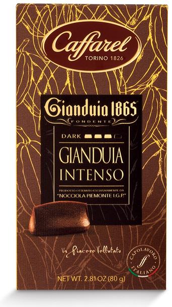 CAFFAREL GIANDUIA 1865 DARK 80g