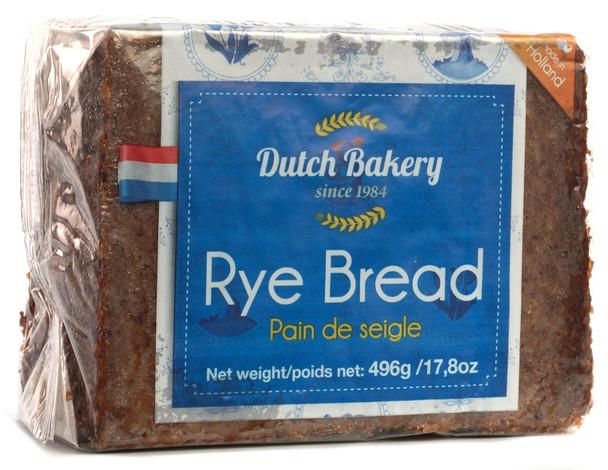 DUTCH BAKERY RYE BREAD