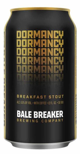 BALE BREAKER DORMANCY BREAKFAST STOUT 6-PK