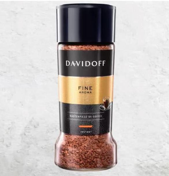 DAVIDOFF FINE AROMA INSTANT COFFEE 100g
