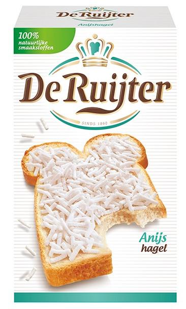 DE RUIJTER ANIJS HAGEL ANISE SPRINKLES 300g