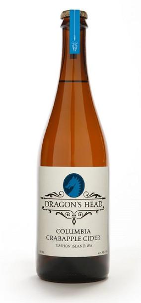 DRAGON'S HEAD CRABAPPLE CIDER 750ml