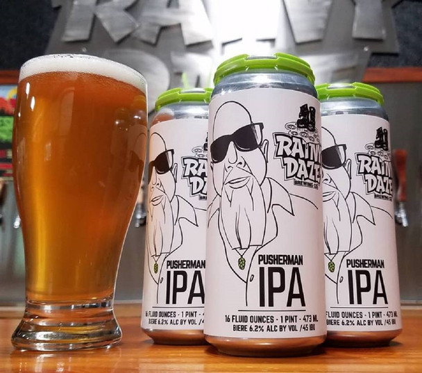 A true NW Beer Legend. He's an all around badass human being. Kenny The Beerman is always there to lend a hand, lend an ear, and of course some beer. This cryo heavy IPA of Citra, Mosaic, and Simcoe, was brewed to brighten your day as he does for everyone else!