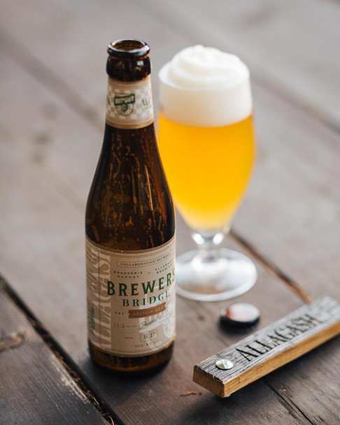 BREWERS BRIDGE SAISON 330ml
