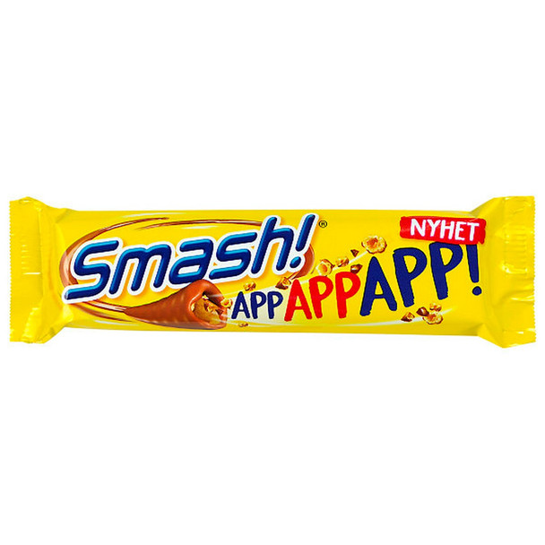 NIDAR SMASH! APP APP APP!
