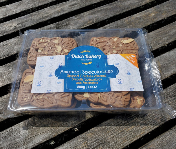 DUTCH BAKERY AMANDEL SPECULAASJES