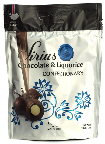 SIRIUS CHOCOLATE & LIQUORICE COCONUT