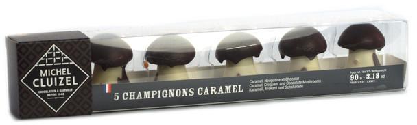 MICHEL CLUIZEL CARAMEL MUSHROOMS