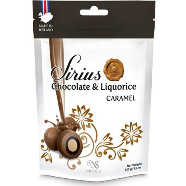 SIRIUS CHOCOLATE & LIQUORICE CARAMEL
