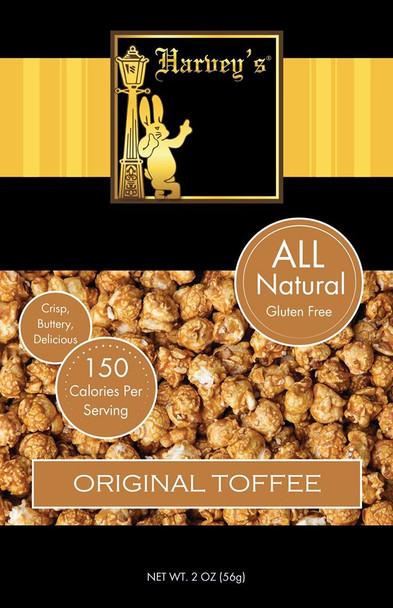 HARVEY'S ORIGINAL TOFFEE POPCORN