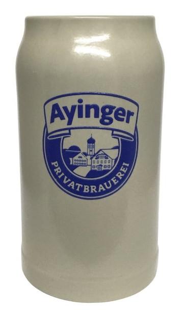 AYINGER STEIN CERAMIC 1 LITER