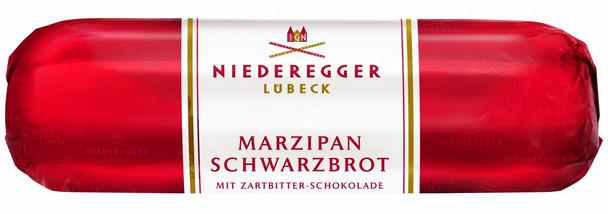 NIEDEREGGER MARZIPAN WITH DARK CHOCOLATE