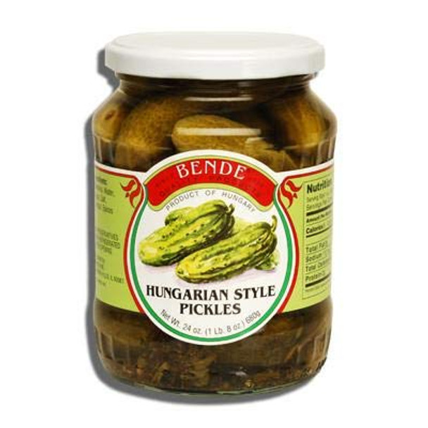 BENDE HUNGARIAN STYLE PICKLES