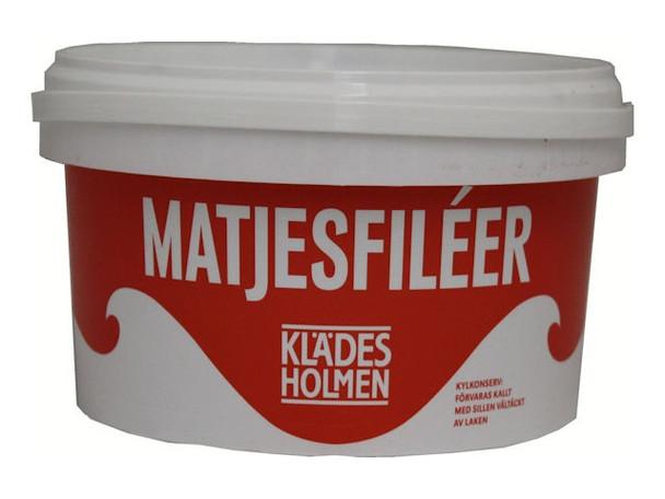 KLADES HOLMEN MATJES HERRING FILLETS 2kg