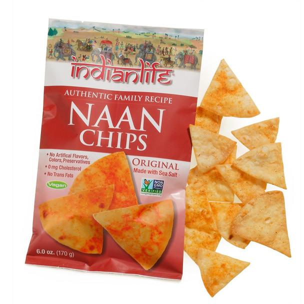INDIANLIFE NAAN CHIPS ORIGINAL