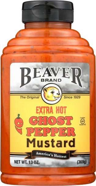 BEAVER GHOST PEPPER MUSTARD