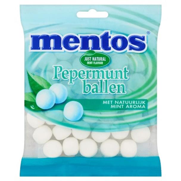 MENTOS PEPERMUNT BALLEN 250g