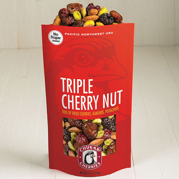 CHUKAR TRIPLE CHERRY NUT