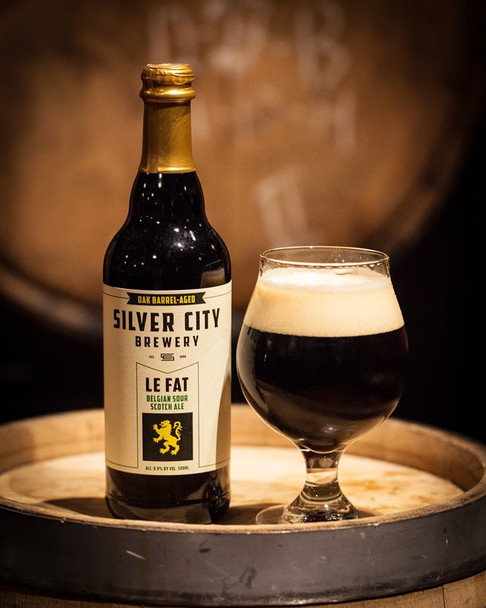 SILVER CITY LE FAT 500ml