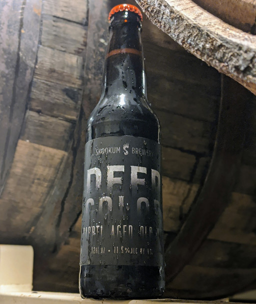 SKOOKUM DEEP COLOR BARREL-AGED OLD ALE