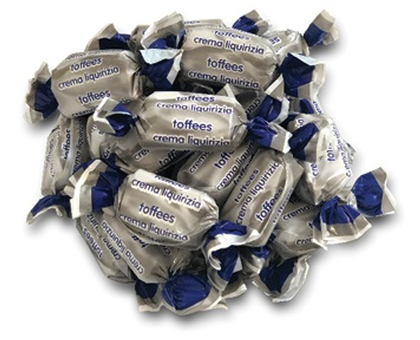 GUSTAF'S LICORICE TOFFEES