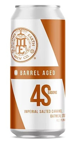 4 SEASONS BARREL AGED IMPERIAL SALTED CARAMEL OATMEAL STOUT