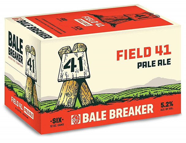 BALE BREAKER FIELD 41 PALE ALE 6pk