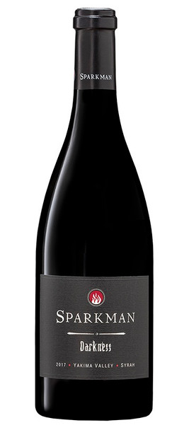 SPARKMAN DARKNESS SYRAH 750ml