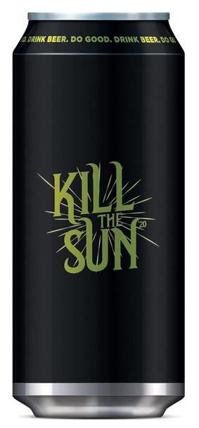 EX NOVO KILL THE SUN IMPERIAL STOUT 16oz