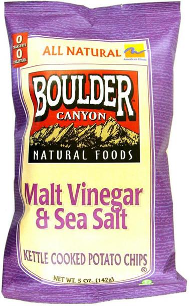 BOULDER VINEGAR & SALT