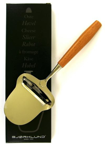 CHEESE SLICER ROUND FLAT
