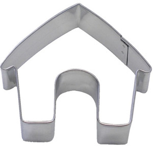 Dog House Cookie Cutter